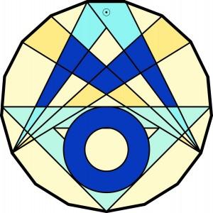 Logo der Mathematik-Olympiade
